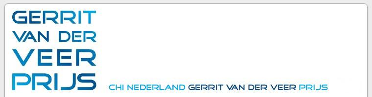 Chi Nederland Gerrit van der Veer Prijs 2012